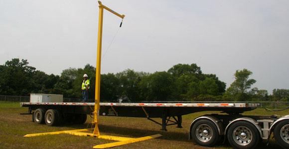 Overhead Portable Anchors Rigcom Access